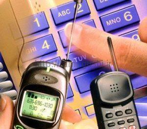 تعمیر تلفن های ثابت