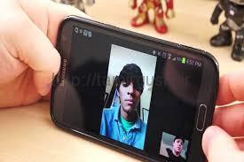 تماس تصویری با موبایل