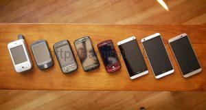 تکامل موبایل